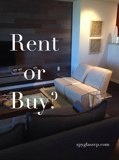 Rent or Buy in Silicon Valley?