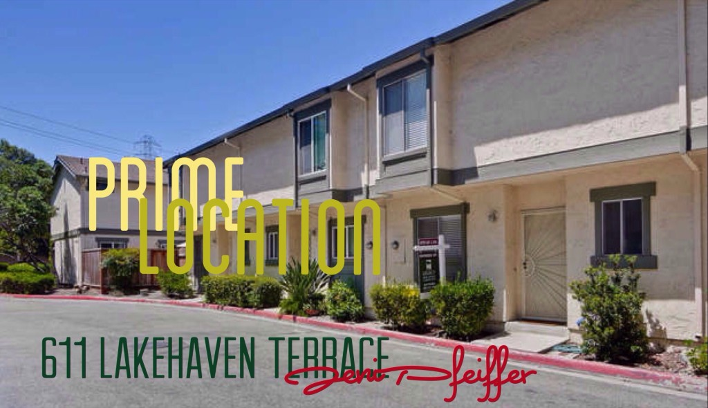 PRIME LOCATION - 611 Lakehaven Terrace SUNNYVALE