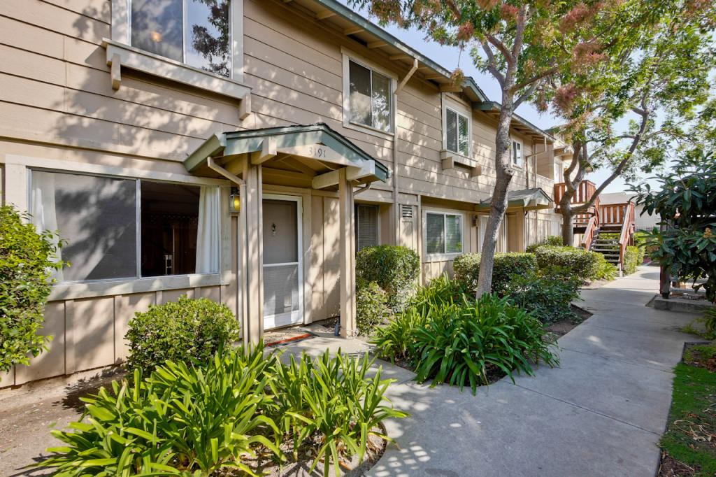 3191 Groth Court, San Jose Portico Entrance
