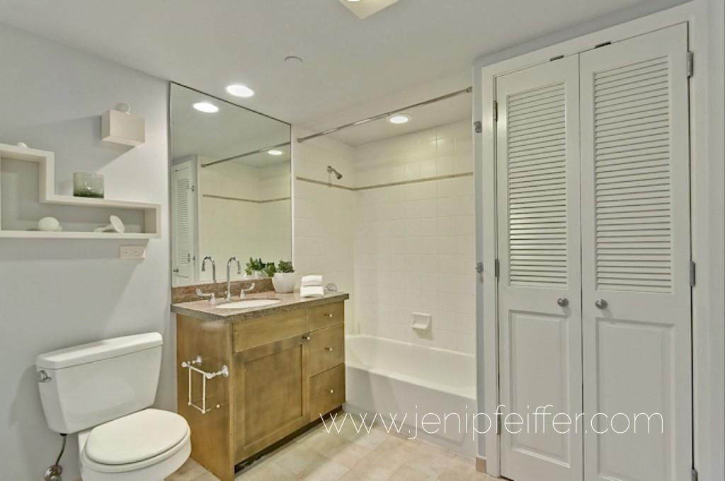 1325 Indiana St Unit 208_Upstairs loft bedroom features large closet + full second bath. Courtesy Jeni Pfeiffer