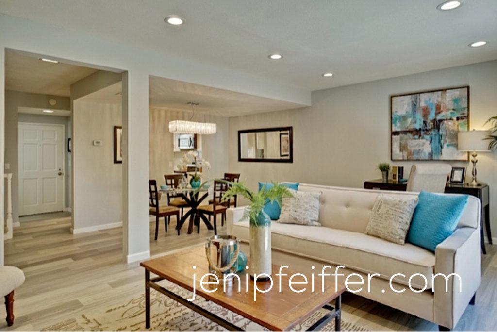 Open Living Room_Beautiful Plank Flooring_Photo Courtesy Jeni Pfeiffer